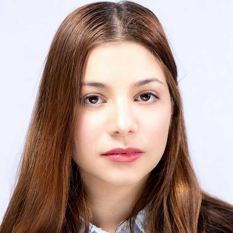 דנה איכנבאום, בוגרת הסדנה למשחק של אייל רוזלס