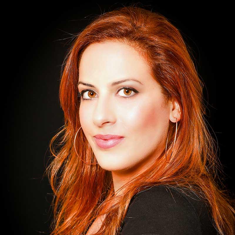 שרה מילר, בוגרת הסדנה למשחק של אייל רוזלס
